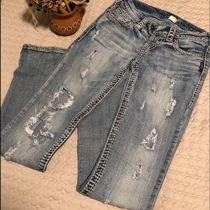 Ladies boot cut Jeans